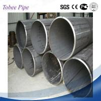 China Tobee®  ASTM A105 14inch black carbon steel welded pipe on sale