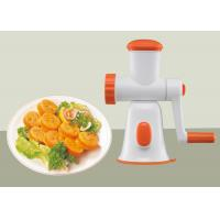 China Non Electric Hand Crank Food Processor Fully Manual Operating Home-made Type on sale