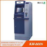 Self-service Foreign Currency Exchange with GRG Cash dispenser Manufactures