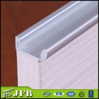 China Aluminium Frame Manufacturer, 3 Meters Aluminum Kitchen Cabinet  Profile, Bright Light Color on sale