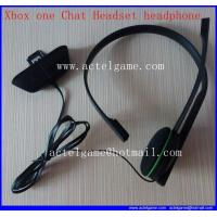 Xbox one Chat Headset headphone Xbox one game accessory Manufactures