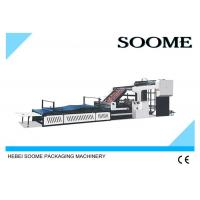 Electrical Auto Feed Laminator Intelligent Easy Cleaning With Vacuum Suction Type Manufactures