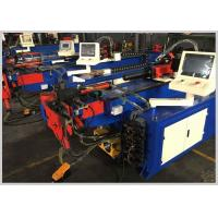 Full Automatic CNC Pipe Bending Machine With Precision Operation System Manufactures