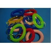 Buy cheap Plastic Wristband Coil from wholesalers