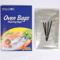 Eco - Friendly PET Oven Cooking Bags Turkey Bread Oven Proof Bags SGS Passed Manufactures