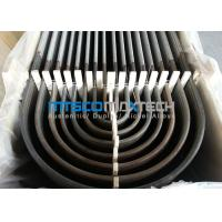 TP316L / 1.4404 Heat Exchanger Tube , U Tube With Pickling Surface Manufactures