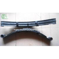 OEM WY150CC Motor Tricycle Spare Parts 4 Leaf Spring , Black Red Manufactures