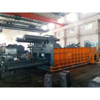 315 Tons Baling Force Cuboid Block Cylinder Scrap Metal Press Machine Manufactures