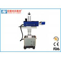 Plastic Fibre Laser Marking Machine for Serial Number Printing Manufactures