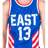 Quick Dry Sublimated Basketball Jerseys Athletic Clothing Basketball Wear Manufactures