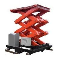 Hotel Exhibition Hall Elevating Hydraulic Scissor Lifts with Extension Platform Manufactures