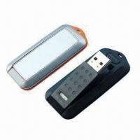 USB Flash Drives, CE/FCC Mark, 100 Pieces MOQ, Real Capacity Manufactures
