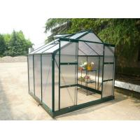 8x8ft octagonal greenhouse with clear drawing Manufactures