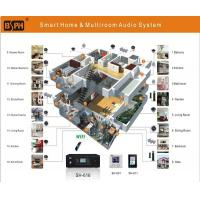 480w Smart Home Audio Home Security System / Mobile Wifi And Bluetooth Control Manufactures