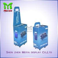 2 Rolls Cardboard Trolley Case With Handle For Fair  Supermarkets And Chain stores Manufactures