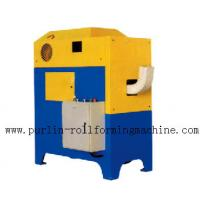 Electric Mobile Elbow Machine / Hydraulic Rainspout Forming Machine Manufactures