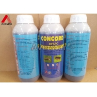 Triazophos 400g/L EC Pest Control Insecticide Broad-Spectrum Organophosphate Insecticides Manufactures
