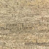 Natural stone , Granite Stacked Stone , Tiger Skin Quartzite Wall Cladding Manufactures