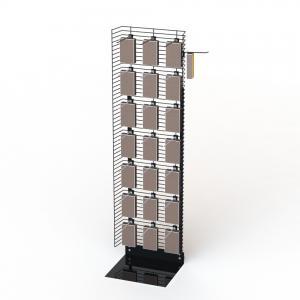 Knockdown Powder Wing Metal Wire Display Racks With U Shape Manufactures