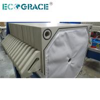 Mining Industry Filter Press Cloth Dry Cake Clear Filtration 1500x1500mm Manufactures
