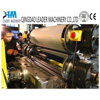 China pp plastic sheet making machine for thermoforming on sale