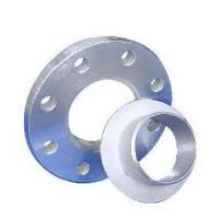 Connecting Pipe Metal Processing Machinery Parts Lap Joint Flanges