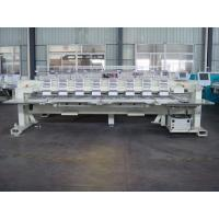 Computer Controlled Embroidery Machine , Embroidery Computer Machine With Automatic Thread Trimmer Manufactures