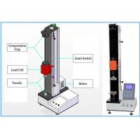 Digital Electronic Universal Testing Laboratory Equipment , Universal Testing Machine with Load Cell 500N Manufactures