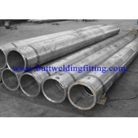 China Alloy 601 Inconel 601 Seamless Steel Tube ASTM B167 and ASME SB167 UNS N06601 on sale