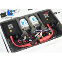 Waterproof 12V 9004 9006 9007 Xenon Hid Conversion Kit 6000k For Car Headlamp Manufactures