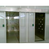 Intelligent Animal Lab / Semiconductor Clean Room Air Shower With Automatic Slide Door Manufactures