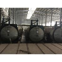 ASME Standard AAC Autoclave Pressure Vessel Autoclave With Autoclaved Aerated Concrete Block Manufactures