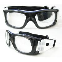 China Coolest Basketball goggles, Sports Eyewear for Basketball with Soft Wrap on sale