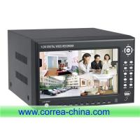 Standalone DVR,H.264 DVR,Monitor DVR,DVR with 7 inch TFT monitor Manufactures