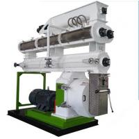China Stainless Steel Feed Pellet Machine  , Chicken Feed Pet Food Manufacturing Equipment on sale
