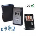 Wireless Hands-Free Digital Video Door Phone Manufactures