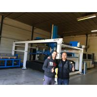 4kw Automatic Sheet Metal Cutting Machine High Performance Stable Operating Manufactures