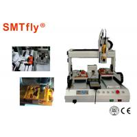 PLC Control System Screw Tightening Machine ±0.02mm Precision SMTfly-LS1B Manufactures