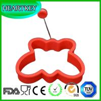Difference shape silicone rubber egg ring and Heart Shape Silicone Egg Ring Cutting Tools Manufactures
