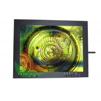 12.1 High Brightness 2.4G Wireless Video Custom Lcd Screen , Wall Mount Open Frame Monitor Manufactures