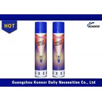 Refillable Aerosol Insect Killer Spray , Household Insecticide Spray Fruit Flavored Manufactures