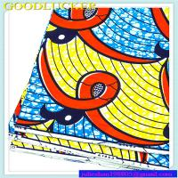 veritable wax 100% cotton  african fabric Manufactures