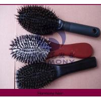China Harmony stock quality soft bristle hair brush on sale