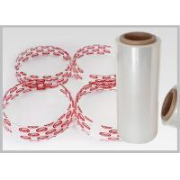 High Compostability Poly Shrink Film / PLA Biodegradable Cling Film Manufactures
