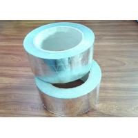 Silver One Side Adhesive Soundproof Fiberglass Tape 10m Length Heat Insulating Manufactures