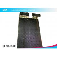 Waterproof IP65 Front Service LED Display For Outdoor Advertising 4.81mm Manufactures