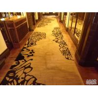 China  New Zealand wool Hand Tufted Carpets For Hotel , wall-to-wall carpet, hotel carpet  on sale