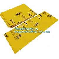 China Promotional Disposable Compostable Plastic Bags Customized EPI D2W PLA Corn Starch on sale