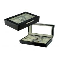 High End Watch Packing Box  for 20 Watches Storage , Empty Watch Boxes Manufactures