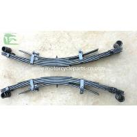 Custom Steel Alloy 9 Leaf Spring Iron for Cargo Motor Tricycle Manufactures